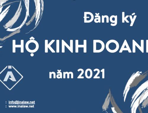 Đăng ký hộ kinh doanh năm 2021