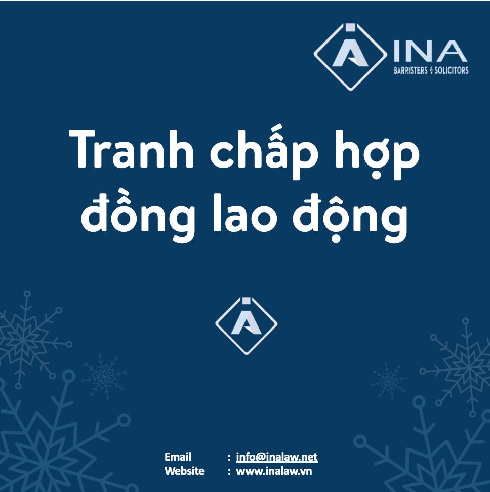 Mau don de nghi giai quyet tranh chap hop dong lao dong